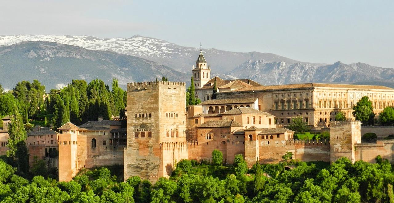 Granada, Spain 2008