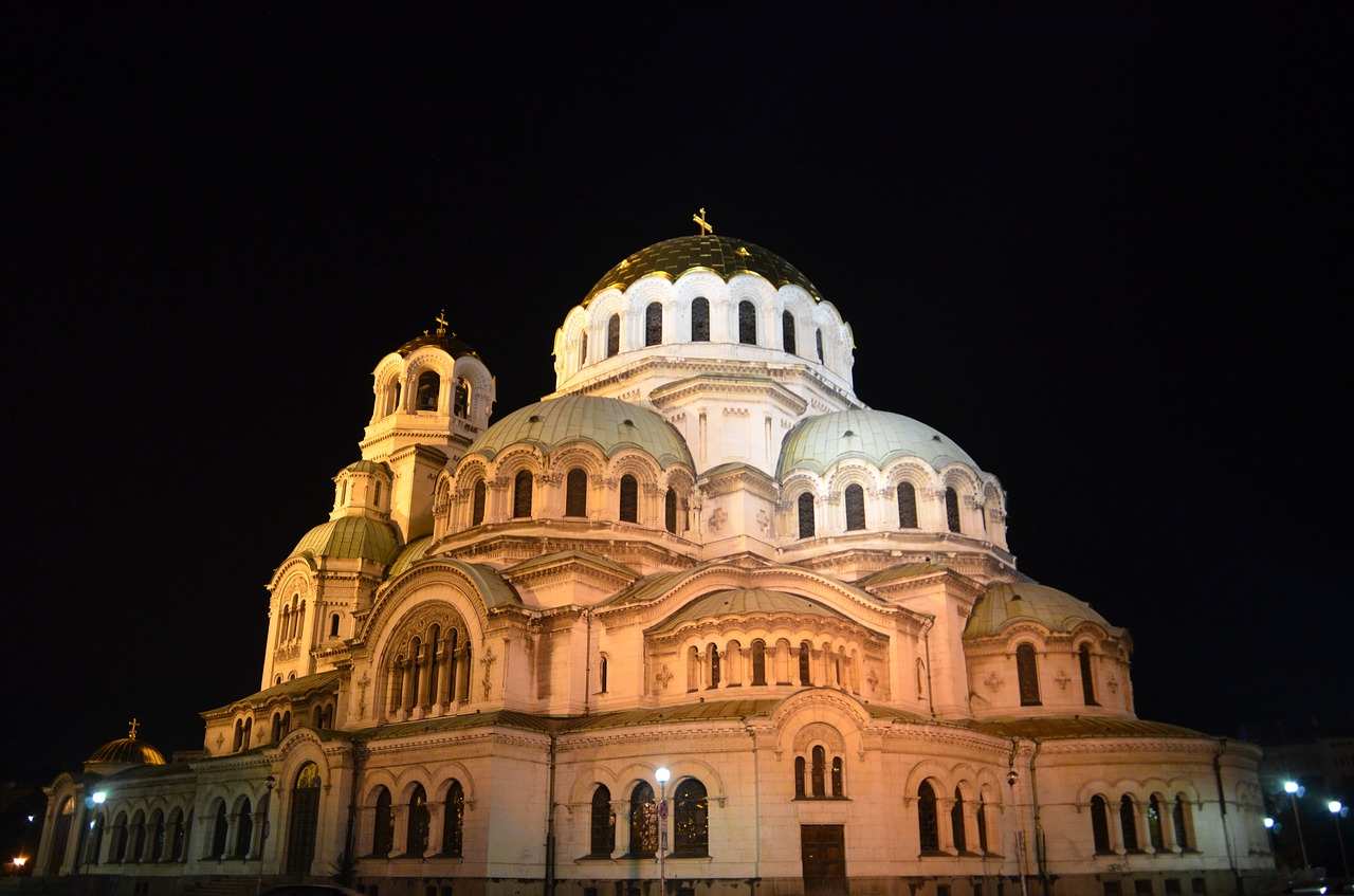 Sofia, Bulgaria 2007