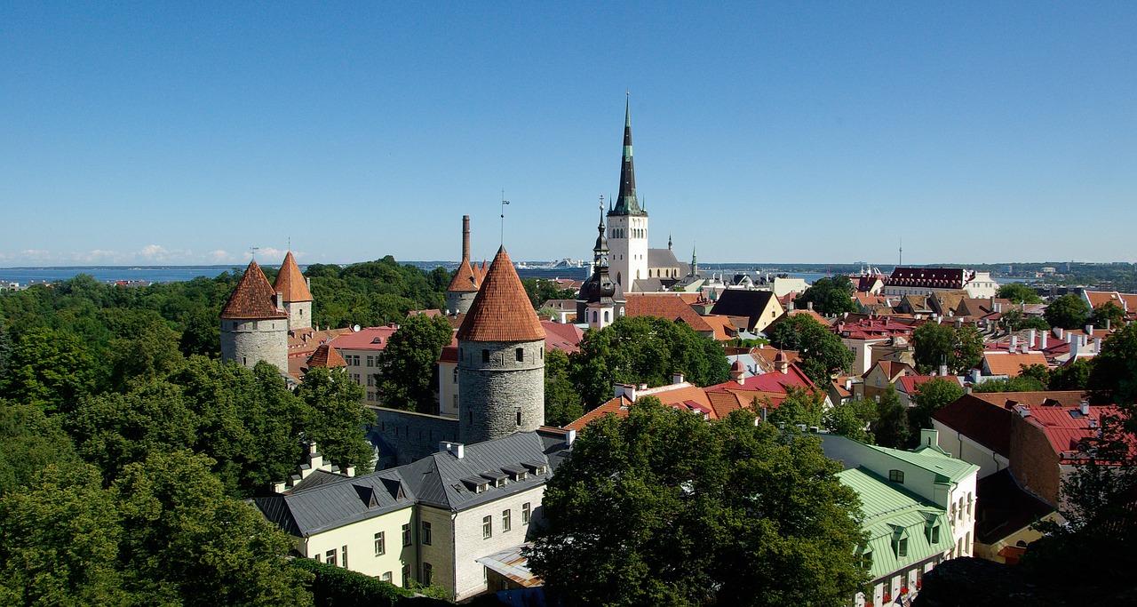 Tallinn, Estonia 2013
